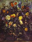 Paul Cezanne Famous Paintings - Flowers