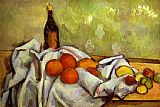 Paul Cezanne Still Life 1890 painting
