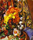 Famous Vase Paintings - Vase with Flowers