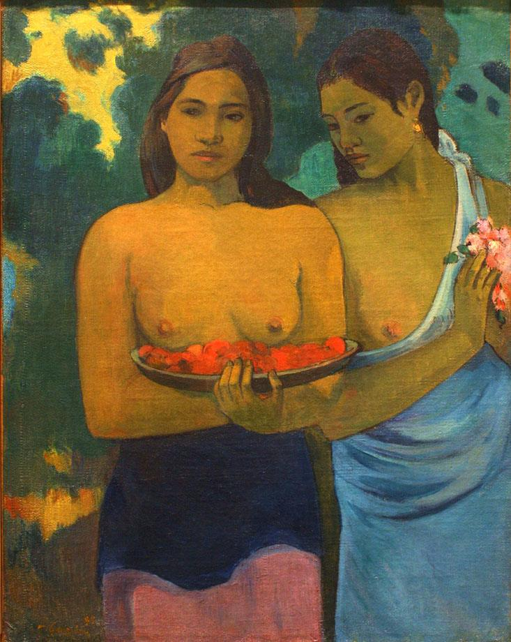 Paul Gauguin Famous Paintings