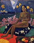 Paul Gauguin The Seed of Areoi painting