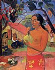 paul gauguin Wall Art - Where Are You Going