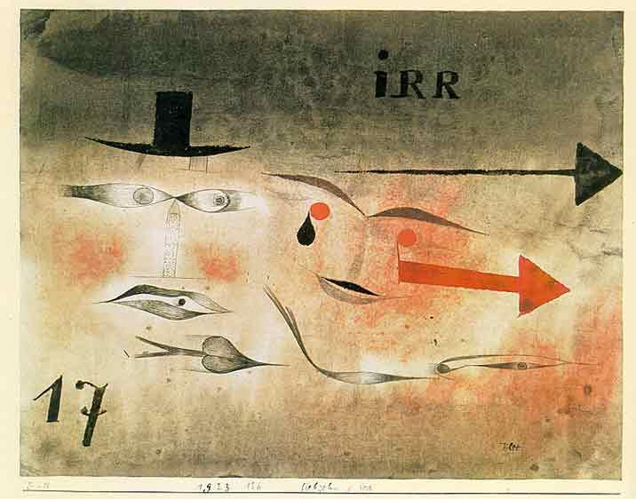 Paul Klee Canvas Paintings
