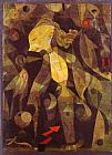 Paul Klee - A Young Lady's Adventure