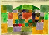 Paul Klee - Dunenlandschaft