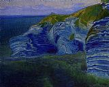 Paul Ranson - Rocks in Eskual Heria
