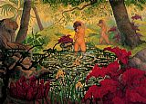 Paul Ranson - The Bathing Place