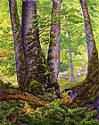 Paul Ranson - Three Beeches
