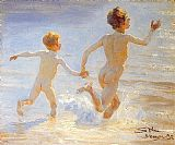 Peder Severin Kroyer - Playa de Skagen