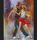 Famous Street Paintings - Street Dance