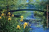 Bridge Wall Art - Monets Bridge