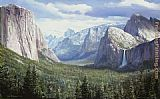 Valley Wall Art - Yosemite Valley