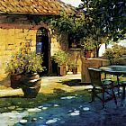 Philip Craig - Courtyard Retreat