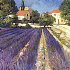 Philip Craig - Lavender Fields