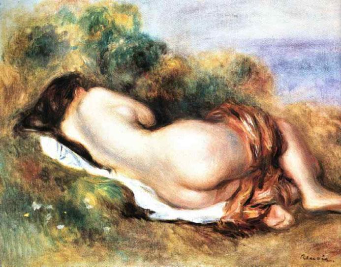 List of paintings by Pierre-Auguste Renoir - Artilim