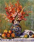 Pierre Auguste Renoir Flowers Fruit painting