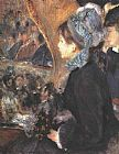 Pierre Auguste Renoir Her First Evening Out painting
