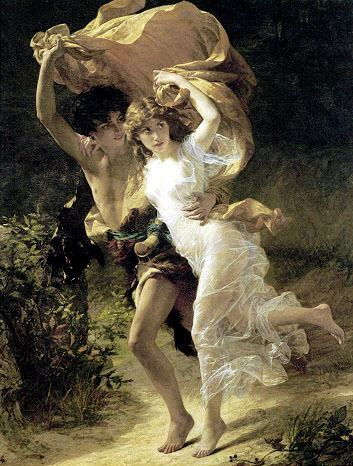 Pierre-Auguste Cot The Storm