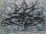 Famous Tree Paintings - Gray Tree