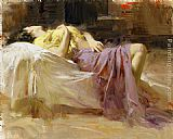Pino Wall Art - Afternoon Repose