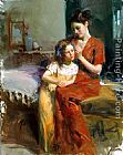 Pino Wall Art - Last Touch