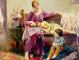 Pino Wall Art - My Childhood Years