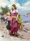 Pino Wall Art - Sea Spray
