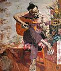 Pino Wall Art - The Gypsy