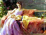 Pino Wall Art - Warmth of Love