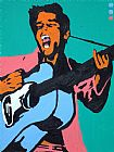 Pop art - elvis