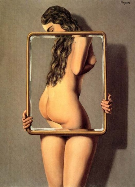 Rene Magritte The Dangerous Liaison