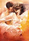 Robert Duval Emotional Dance painting