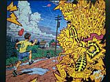 Robert Williams Timmy Last Surprise painting