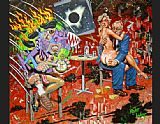 Robert Williams williams 8 painting