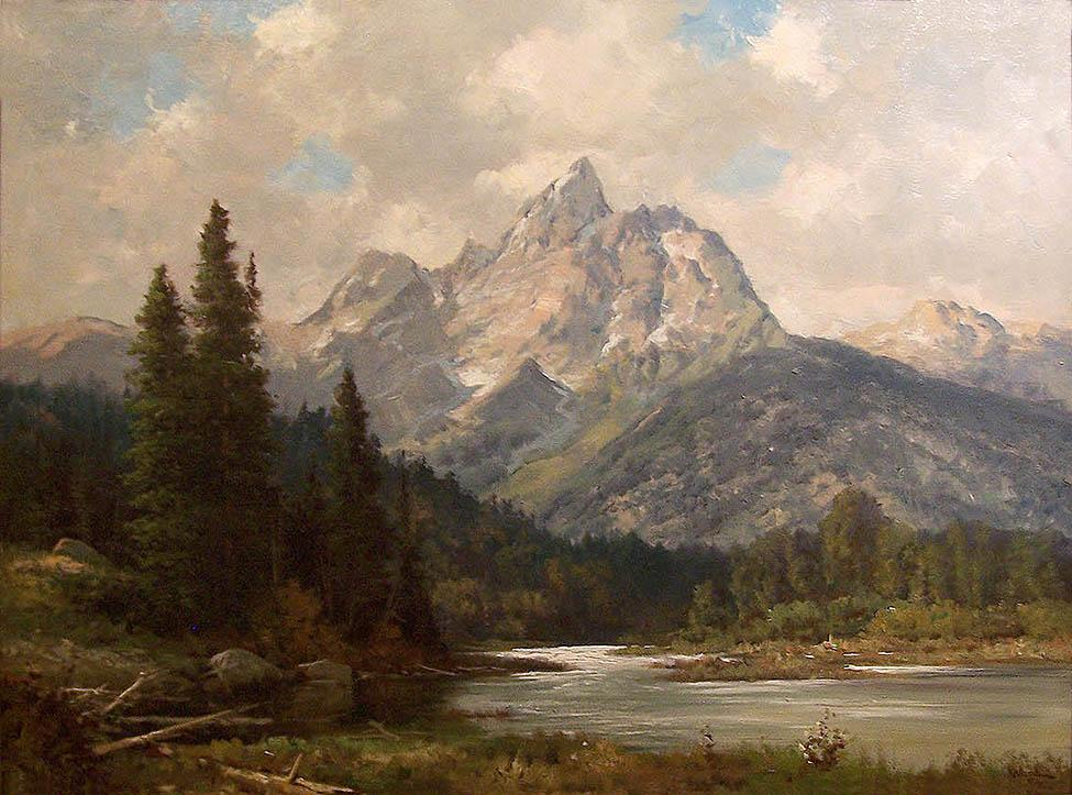 Robert Wood Grand Teton