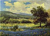 Robert Wood - Fields of Blue