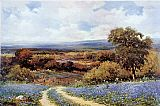 Famous Spring Paintings - Texas Spring