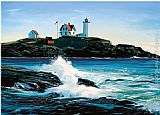 Sally Caldwell-Fisher - York Lighthouse