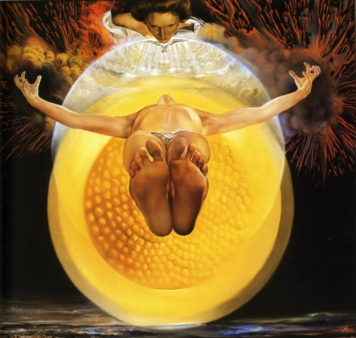 Salvador Dali Ascension