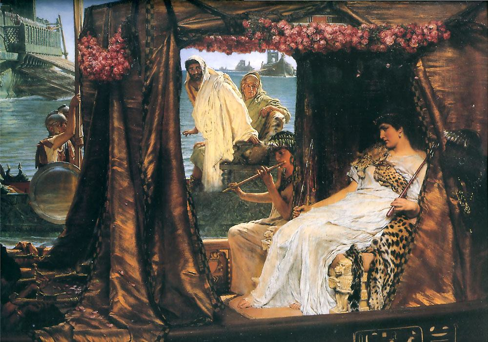 Sir Lawrence Alma-tadema Famous Paintings