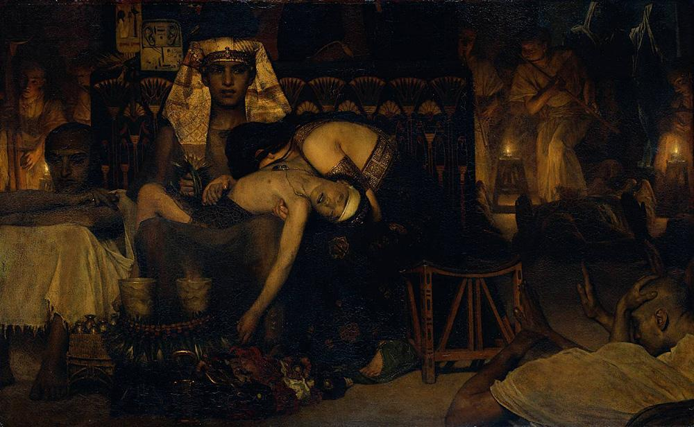 http://framingpainting.com/UploadPic/Sir%20Lawrence%20Alma-Tadema/big/Death%20of%20the%20Pharaoh%27s%20Firstborn%20Son.jpg