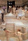 Sir Lawrence Alma-Tadema A Favorite Custom painting