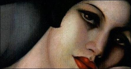 Tamara de Lempicka The dream cropped