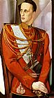 Grand Canvas Paintings - Portrait of Grand Duke Gabriel