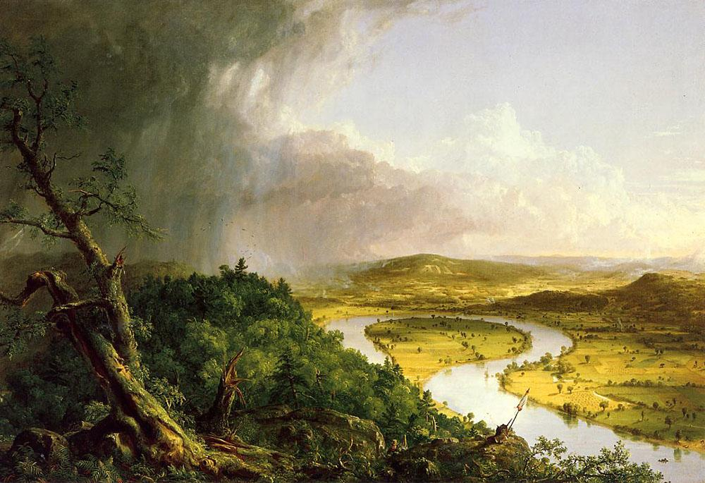 Thomas Cole Famous Paintings
