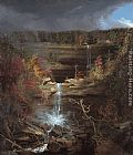 Thomas Cole Wall Art - Falls of the Kaaterskill