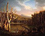 Lake with Dead Trees (Catskill)
