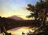 Thomas Cole Schroon Lake painting
