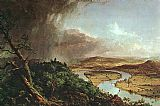 Thomas Cole The Connecticut River Near Northampton painting