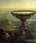 Thomas Cole The Titans Goblet painting